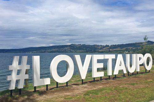 Taupo, Nieuw-Zeeland