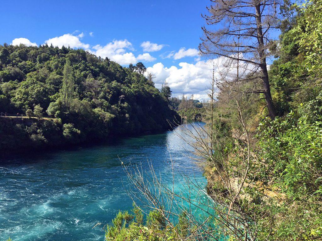 De Waikato Rivier
