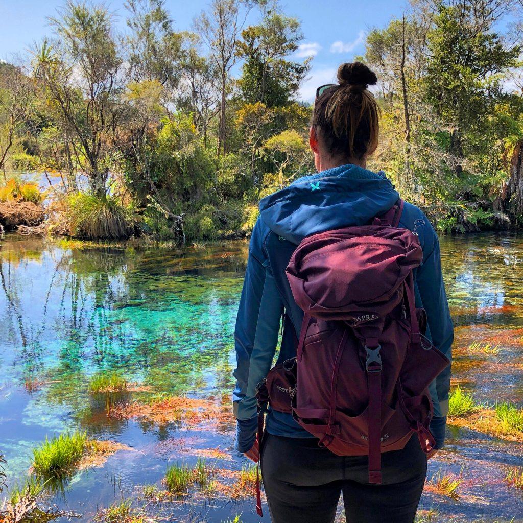 Pupu Springs Nieuw-Zeeland