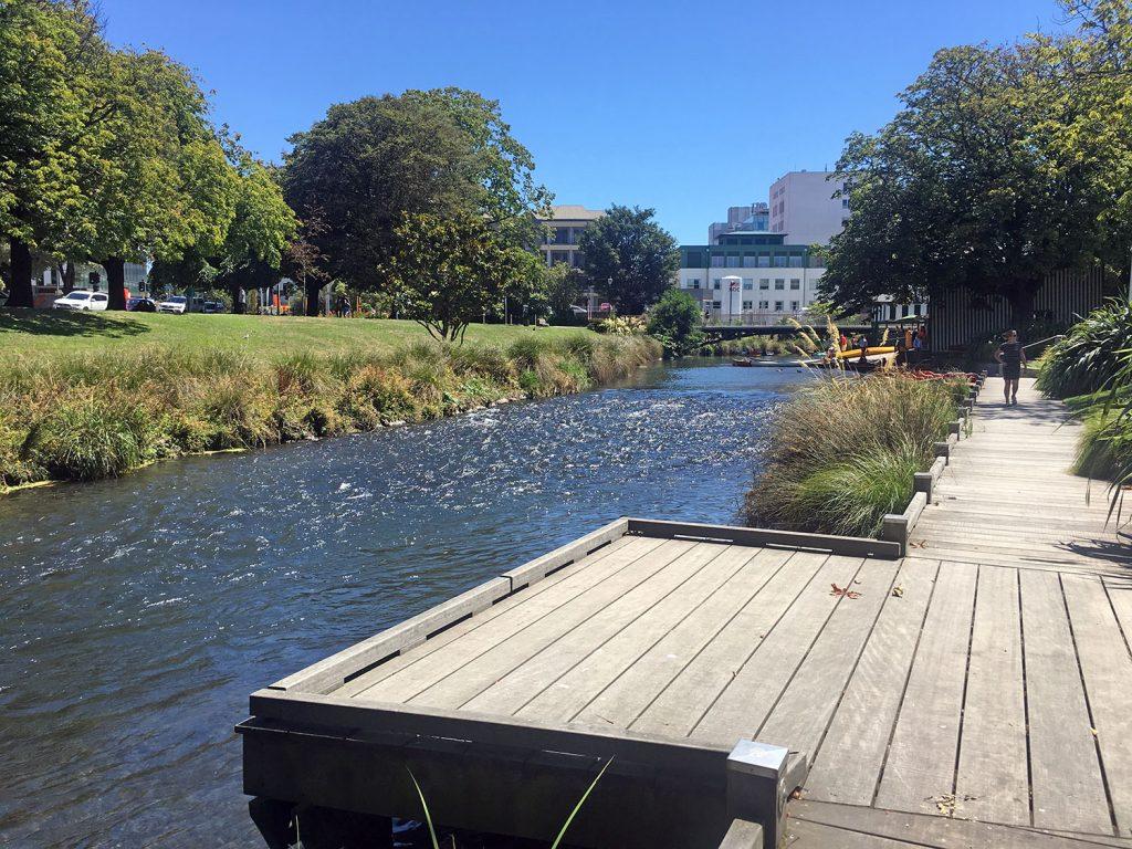 Christchurch Nieuw-Zeeland