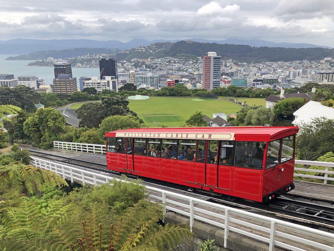 Wellington Nieuw-Zeeland