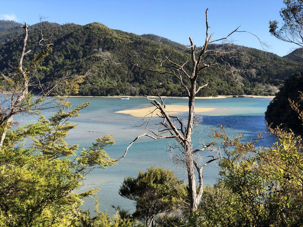 Awaroa Inlet in Abel Tasman National Park