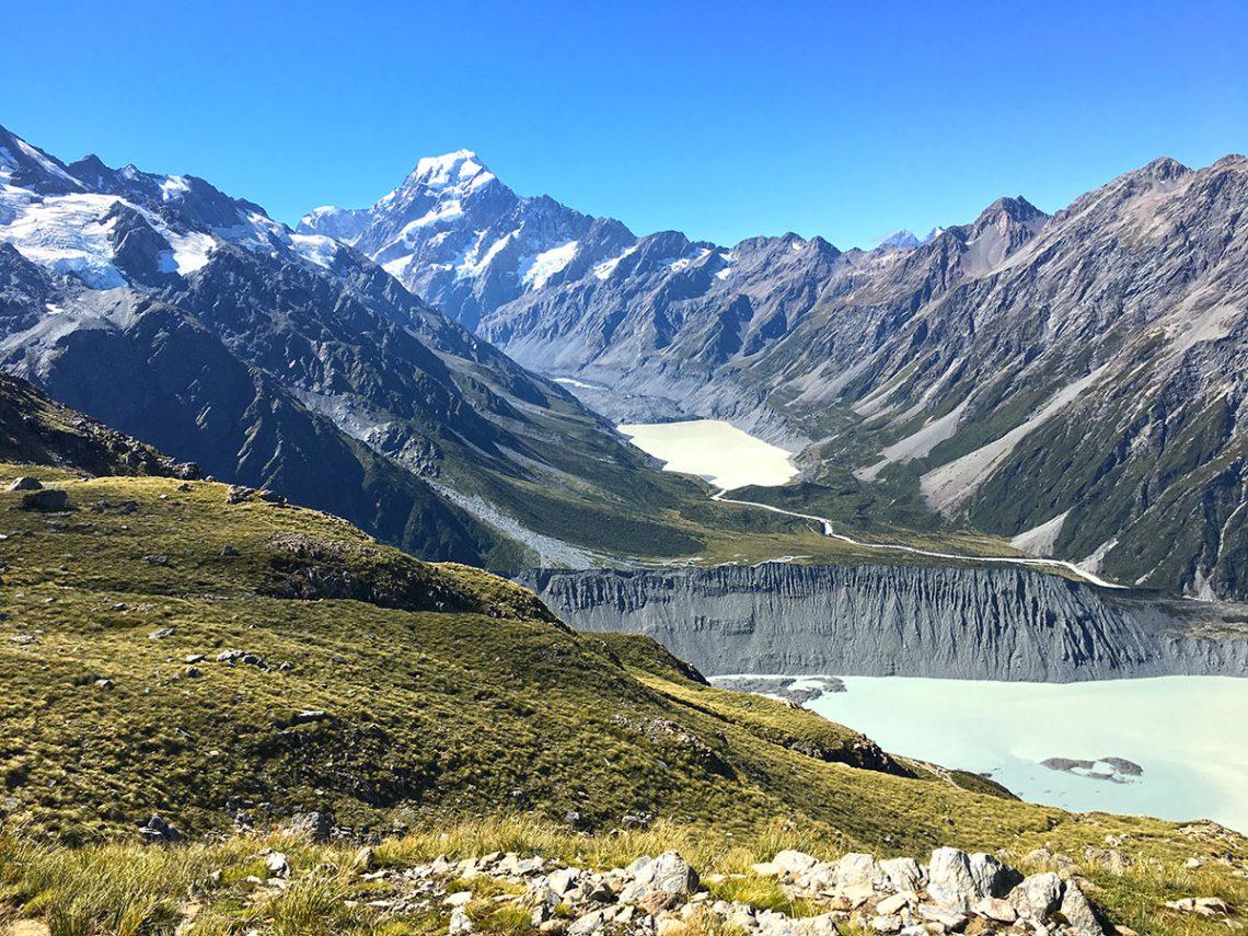 Hoogtepunten van Nieuw-Zeeland hoogtepunten