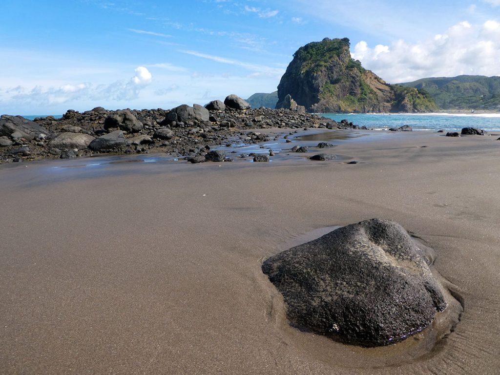 Piha Beach Nieuw-Zeeland