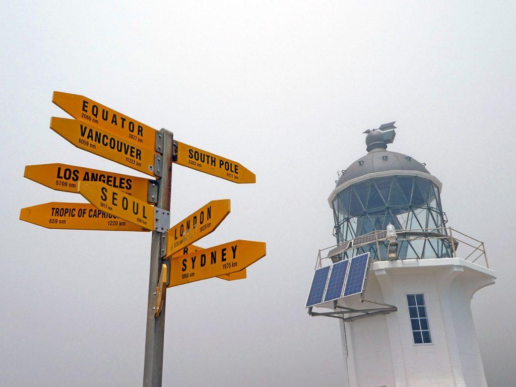Cape Reinga, een van de mooiste plekken in Nieuw-Zeeland