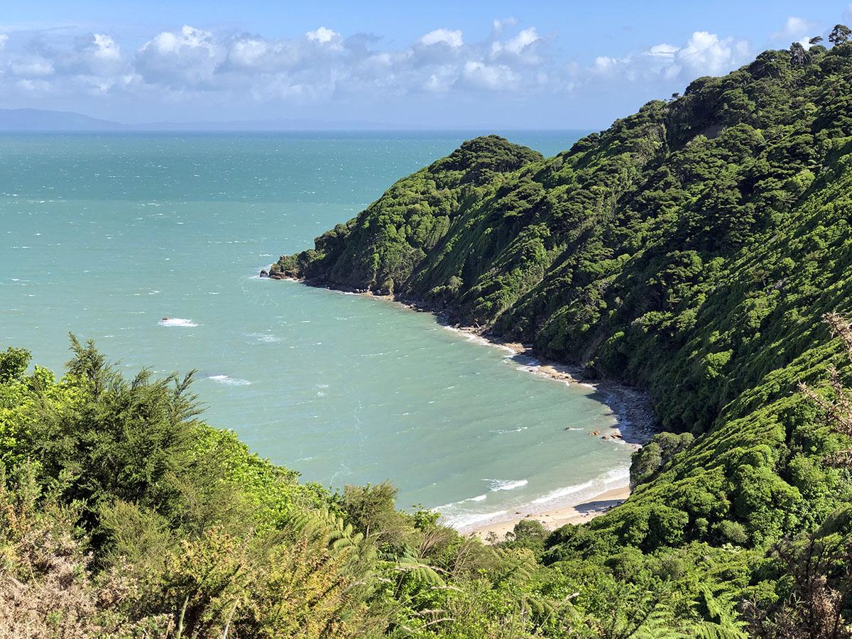 Abel Tasman National Park de mooiste hikes in Nieuw-Zeeland