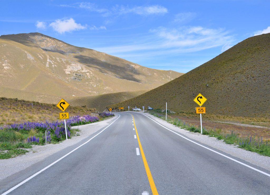 Autorijden in Nieuw-Zeeland regels en tips