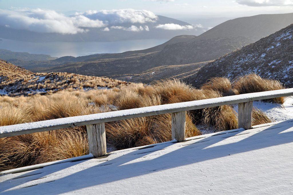Het weer in Tongariro National Park