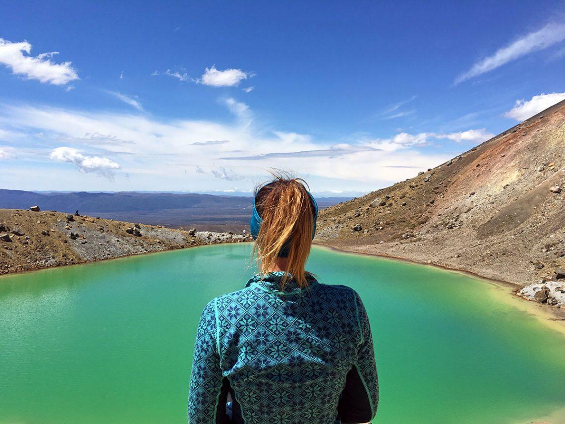 Tongariro Crossing Tongariro Alpine Crossing Emerald Lakes